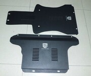 保时捷11款卡宴发动机护板,保时捷11款改装发动机护板。图片