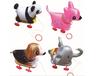 肇慶帶輪子拉線動物充氣玩具價格