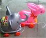 常州帶輪子拉線動物充氣玩具廠家