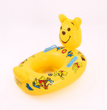 泉州PVC充氣兒童加厚游泳圈批發圖片