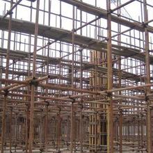 西安建筑信誉棋牌游戏地材料供应商脚手架钢管架等图片