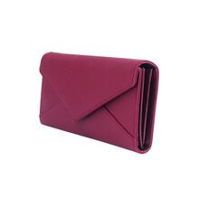 新款女士錢包RFID防磁多功能手拿包亞瑪遜跨境女錢夾卡包圖片