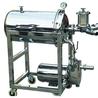 大張立式硅藻土過濾機操作簡便、體積小硅藻土過濾器