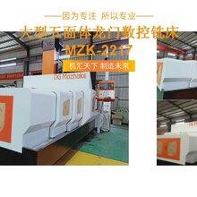 CNC五面体龙门加工中心MZK-2217