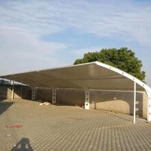 上海膜结构停车棚销售,哪家好图片