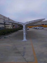 苏州膜结构停车棚销售电话图片