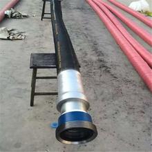 直销油田钻探胶管由壬连接钻探胶管吸排油橡胶钢丝胶管图片
