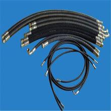 专销液压支架高压胶管铠装高压胶管使用寿命长