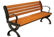 休閑椅,圍樹椅,花箱,平凳,帶靠背休閑椅,塑木休閑椅