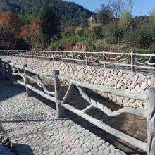 西安仿木栏杆,仿木栏杆设计