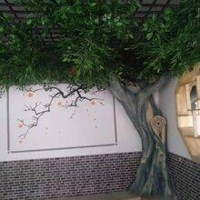 西安仿真树,仿真树设计