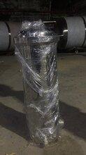 韶關20噸大流量單袋式過濾器不銹鋼卡箍式預處理過濾器生產廠家圖片