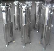 法兰式袋式保安过滤器注意事项出厂价格