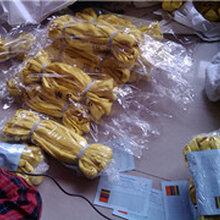 吊裝帶-柔性吊裝帶-兩頭扣型-柔軟安全,強度高圖片