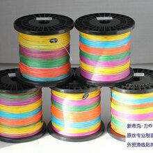 南通新帝克PE编织线4股,8股批发