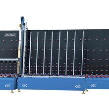 供应美迪格LBJ1600中空玻璃自动板外(板内)双功能合片生产线