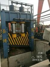 液压废金属剪切机,液压废金属剪断机图片