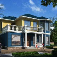 长葛市装配式建筑轻钢别墅图片