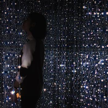 镜花宫租赁方案,全新科技灯光,互动体验艺术空间