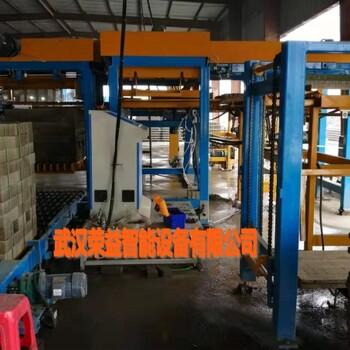 全自动码砖机实力厂家-武汉荣益欣水泥砖码砖机