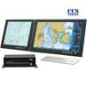 劳伦斯HDS-12Carbon多点触摸导航探鱼器打捞救援专用3D海底成像