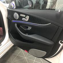 奔驰E200L加装23喇叭大柏林,小柏林之声音响图片