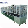 八軸低頻變壓器繞線機自動化生產線性能強大