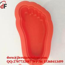 手板模型真空復膜硅膠軟膠來圖來樣定制