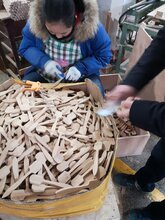 杭州专业生产各种手工扇竹柄图片