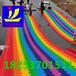 網紅滑道廠家彩虹滑道指導安裝場地規劃七彩滑道價格