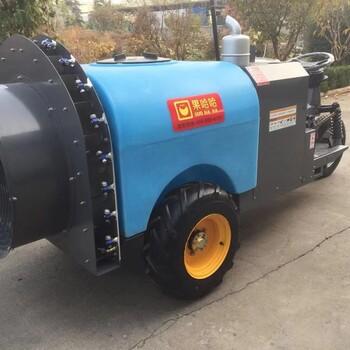 生产供应第七代果哈哈风送式果园打药机/自走式果园喷雾机