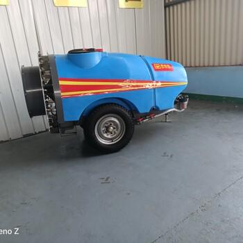 果哈哈QY-7牵引式果园打药机风送式果园喷雾机