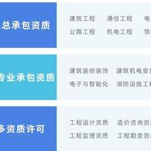 特种工程资质办理北京资质服务公司