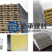 上海聚氨酯彩钢夹芯板生产厂家图片