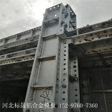 厂家直销铝合金模板铝合金模板配件铝模板厂家图片