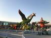 仿真綠雕卡通動漫人物戶外擺件園林景觀雕塑手工制作造型創新裝飾