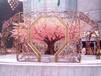 仿真樹榕樹大型室內裝飾落地包柱子假樹許愿樹舞臺道具