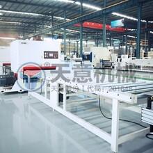 天意機械保溫裝飾一體板設備生產廠家圖片