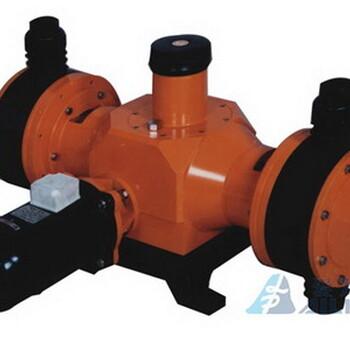 愛力浦JDM-S3000大流量機械隔膜計量泵