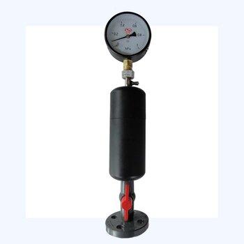 安徽SCYH-QP气囊式脉冲阻尼器缓冲罐