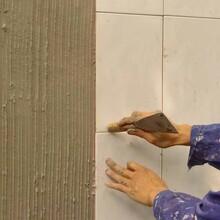 瓷砖空鼓用强力瓷砖胶旭海瓷砖粘合剂瓷砖胶水状渗透胶厂家图片