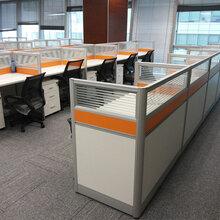 厂家定做办公家具屏风工位会议桌班台班椅钢架桌培训椅