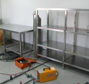 大兴区焊接不锈钢架子加工不锈钢工作台