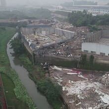 鹽城水生態環境治理河道底泥固化劑圖片