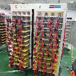 科信5V30A64通道分容柜锂电池检测设备动力电池设备