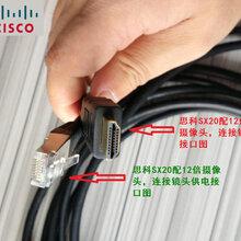 思科SX20镜头线CAB-HDMI-PHD12XSSX203米HDMI镜头线缆原装