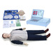 人工呼吸急救模拟人,JY/CPR490,教学模型