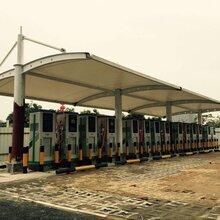 重庆充电桩车棚施工