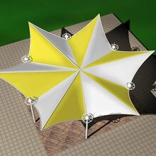 成都景观膜结构设计
