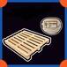 德州木托盘厂家定做木卡板免熏蒸托盘价格